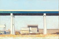 Superior Grain Elevator, Duluth, 2002