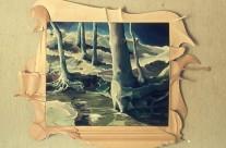 Deer Creek Landscape #8, 1974