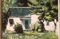Garden View, 1974