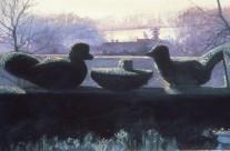 Spring Arrival, 1989-90