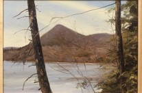 Sugarloaf Under a Winter Sky, 1992